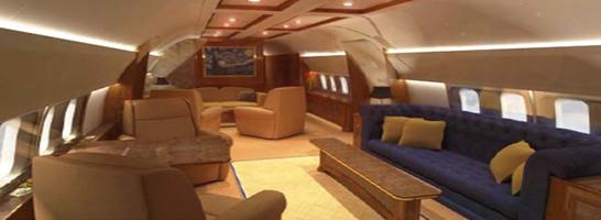 Boeing 757 VVIP