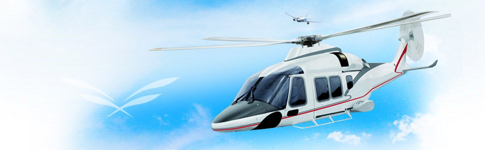 Rental and sale of customized VIP helicopters